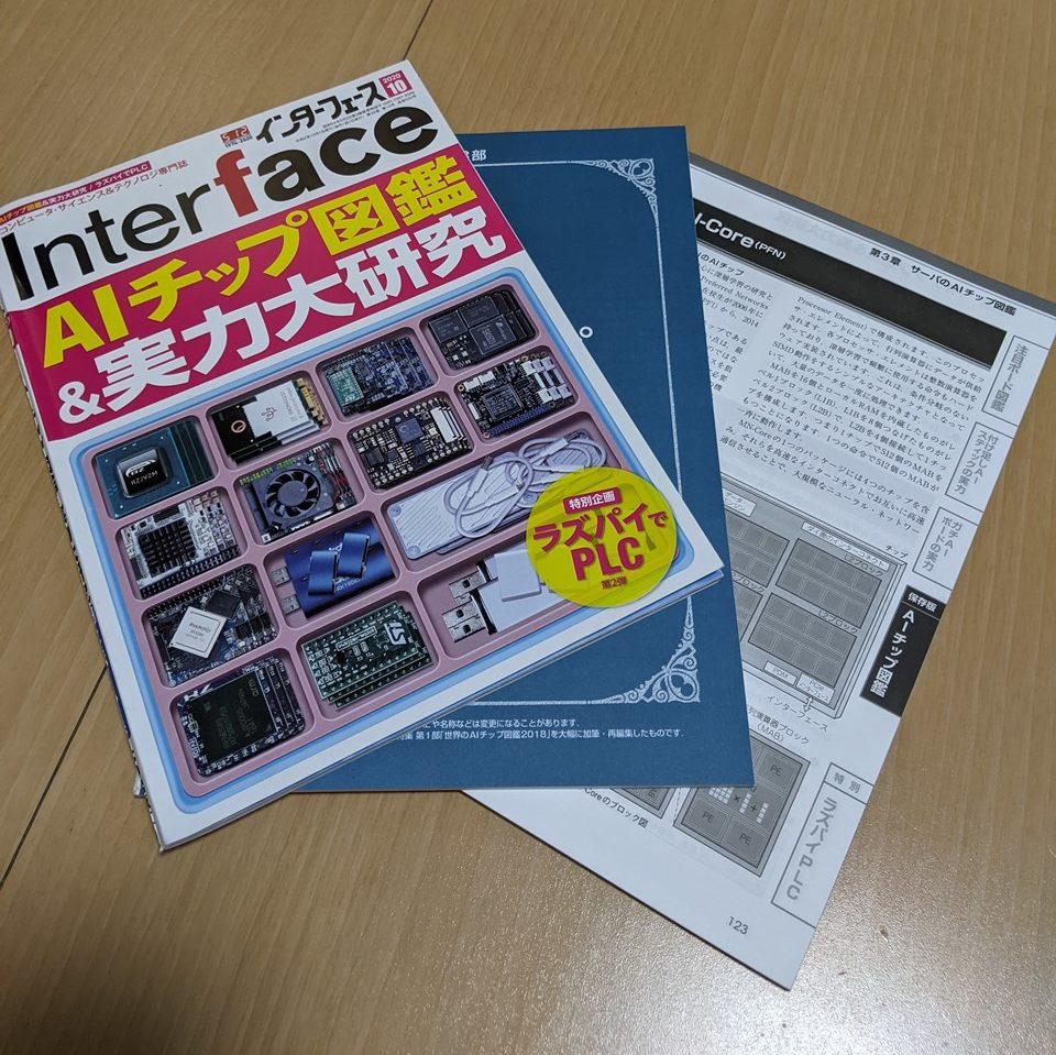 分割できた雑誌